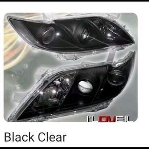 Toyota Camry SE 2007. -2009 front lights
